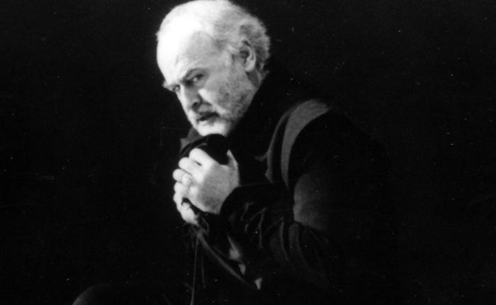 José Van Dam wordttachtig…