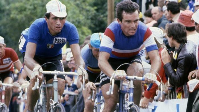 Veertig jaar geleden: Bernard Hinault wordt wereldkampioen inSallanches