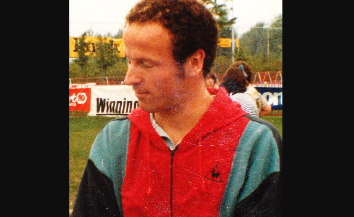 Dertig jaar geleden: Karel Blondeel wordt Europees Kampioen halvetriatlon
