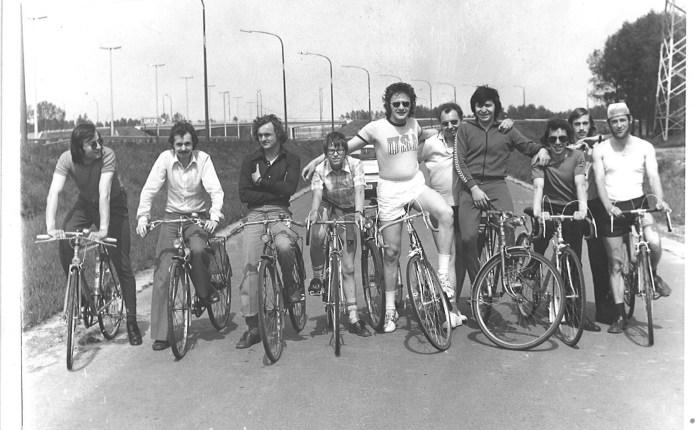 45 jaar geleden: eerste wedstrijd van de Steendoodtrappers