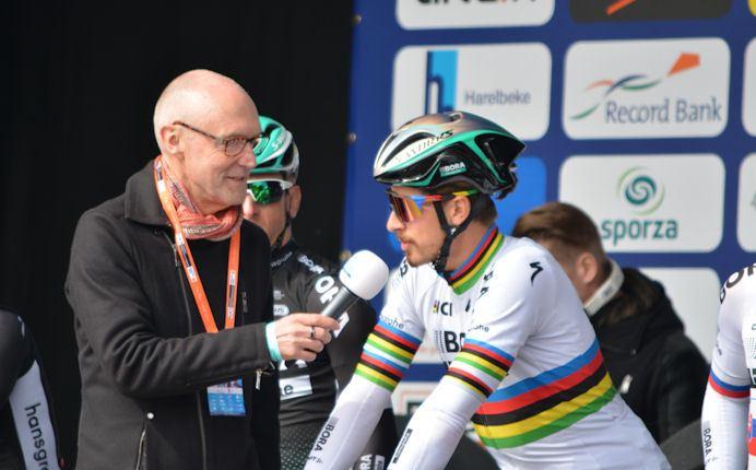 Vijf jaar geleden: Peter Sagan wereldkampioen inRichmond