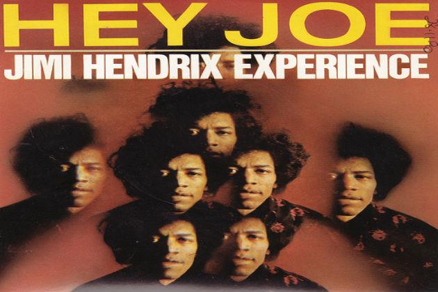 """Vijftig jaar geleden: release van """"HeyJoe"""""""