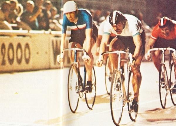 Veertig jaar geleden: Danny Clark wordt de eerste wereldkampioenkeirin