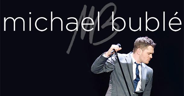 Michael Bublé wordt45…