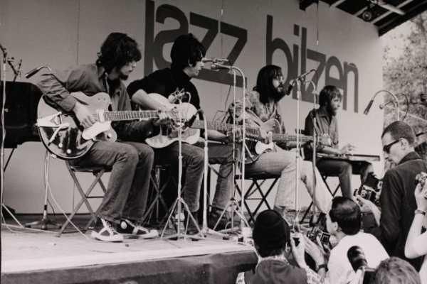 55 jaar geleden: de eerste JazzBilzen