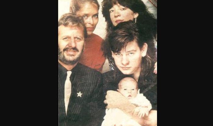 35 jaar geleden: Ringo Starr wordt de eersteBeatle-opa