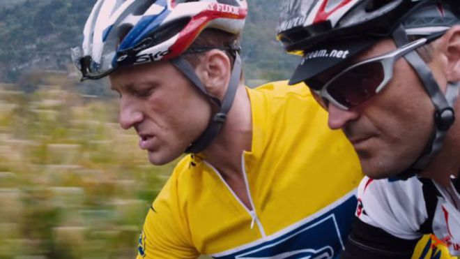 Kevin Hulsmans speelt Filippo Simeoni in film over Lance Armstrong