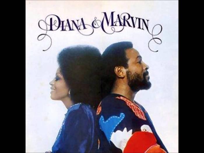 35 jaar geleden: Marvin Gaye verrast Diana Ross inVorst-Nationaal