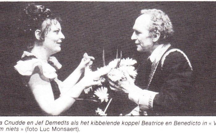 Jef Demedts wordt85…