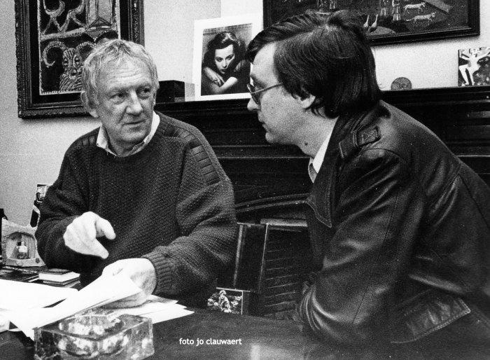 Dertig jaar geleden: mijn tweede interview met HugoClaus