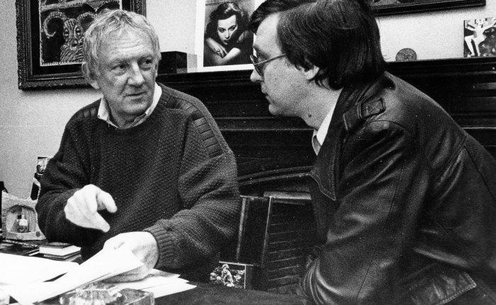35 jaar geleden: mijn tweede interview met HugoClaus