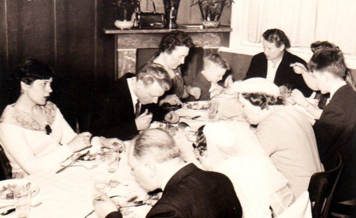 Zestig jaar geleden: mijn grootmoeder verhuist naar deKrijgsbaan