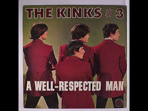 "55 jaar geleden: ""A well-respected man"" van The Kinks"
