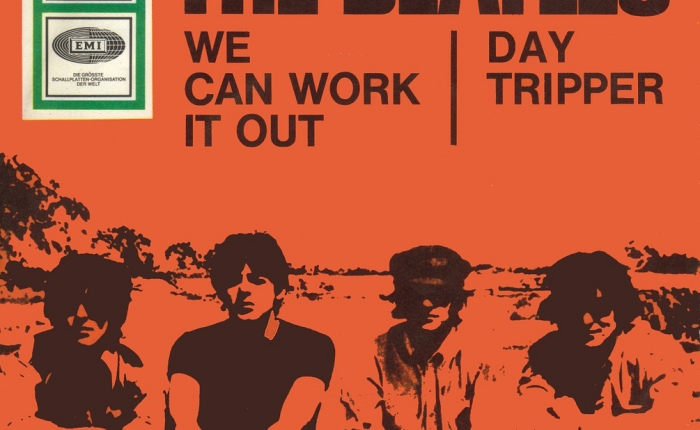 "55 jaar geleden: opname van ""We can work it out"""