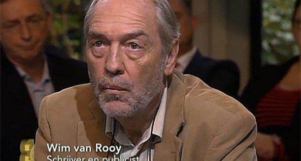 """Vijf jaar geleden: """"Waarover men niet spreekt"""" (Wim VanRooy)"""