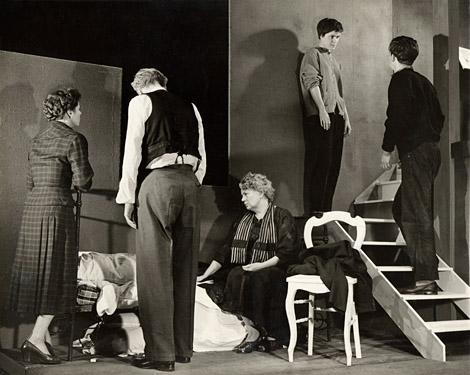 """65 jaar geleden: première van """"Bruid in demorgen"""""""