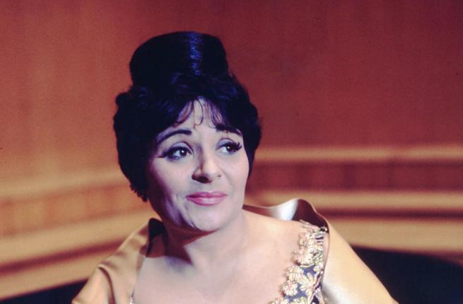 Victoria de los Angeles(1923-2005)