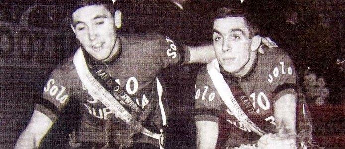 55 jaar geleden: Merckx-Sercu winnen inGent