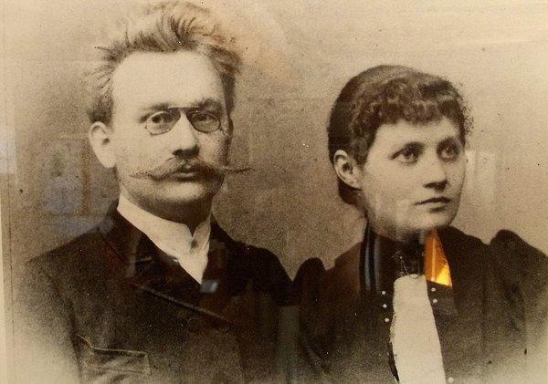 Hedwig Courths-Mahler (1867-1950)