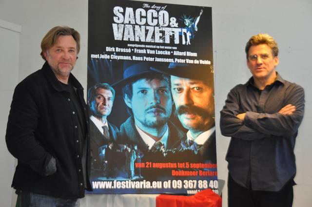 """Twintig jaar geleden: première van """"Sacco enVanzetti"""""""