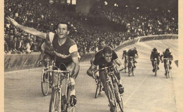 Zestig jaar geleden: Brian Robinson is eerste Britse etappewinnaar in deTour