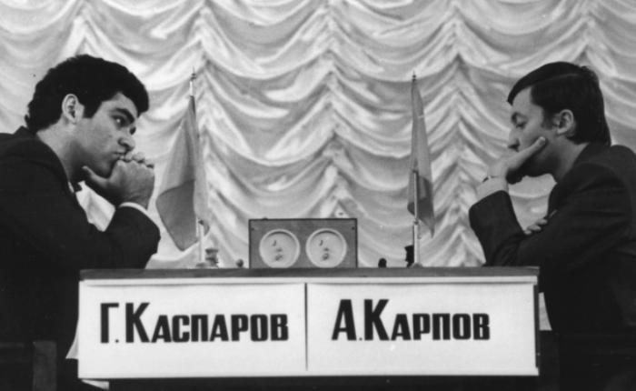 35 jaar geleden: Garry Kasparov wordt de jongste wereldkampioenschaken