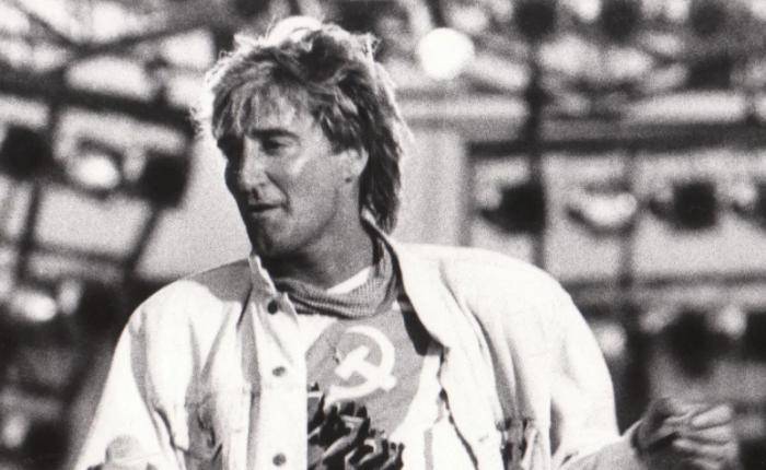 Veertig jaar geleden: Rod Stewart inVorst-Nationaal
