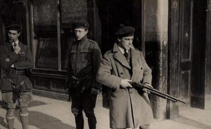 Honderd jaar geleden: Ierland in tweeëngedeeld