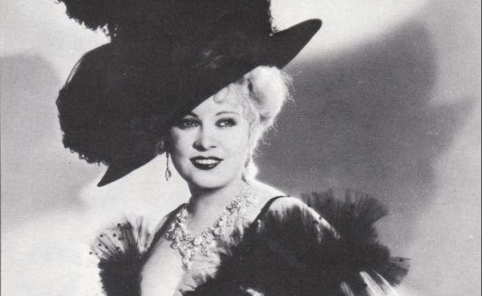 Mae West (1893-1980)