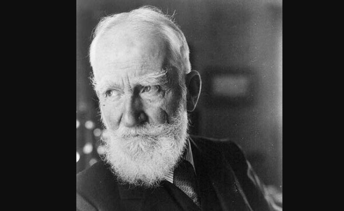 George Bernard Shaw(1856-1950)