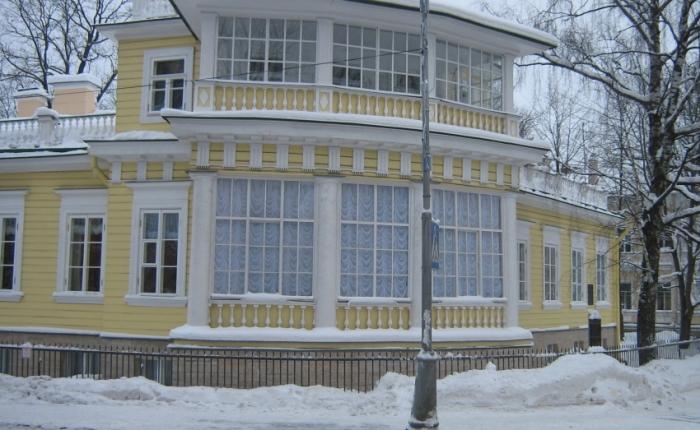 De datsja van Aleksandr Poesjkin: niet van depoesj