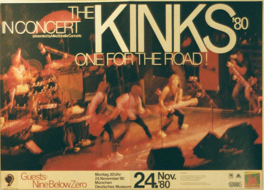 90 the kinks