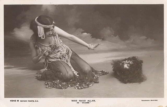 """125 jaar geleden: première van """"Salomé"""" (OscarWilde)"""