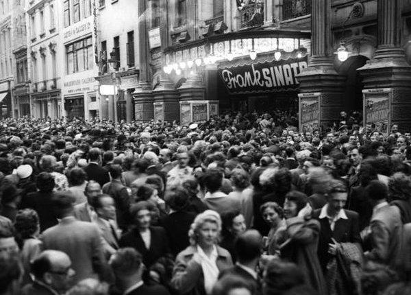 75 jaar geleden: ontstaan vanSinatramania