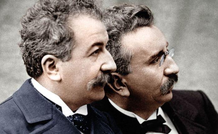 120 jaar geleden: de allereerstefilmvertoning