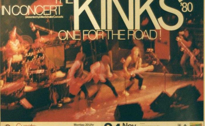 Veertig jaar geleden: The Kinks inVorst-Nationaal