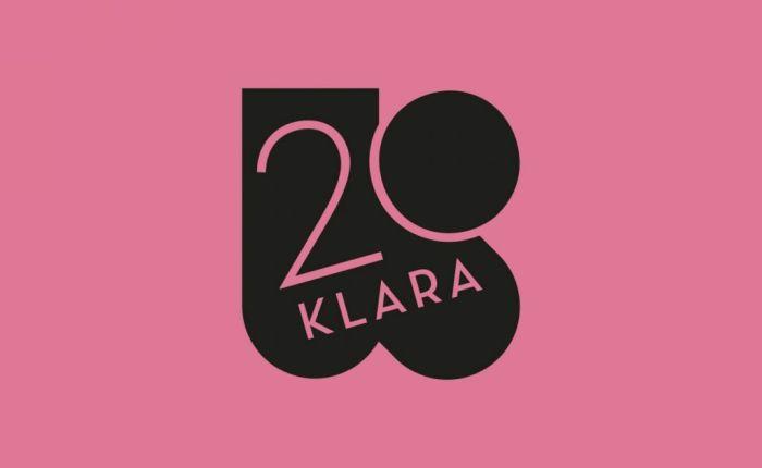 Klara wordt twintig…