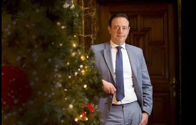 Bart De Wever wordtvijftig…