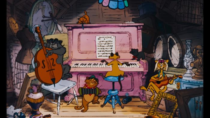 """Vijftig jaar geleden: release van """"The Aristocats"""""""