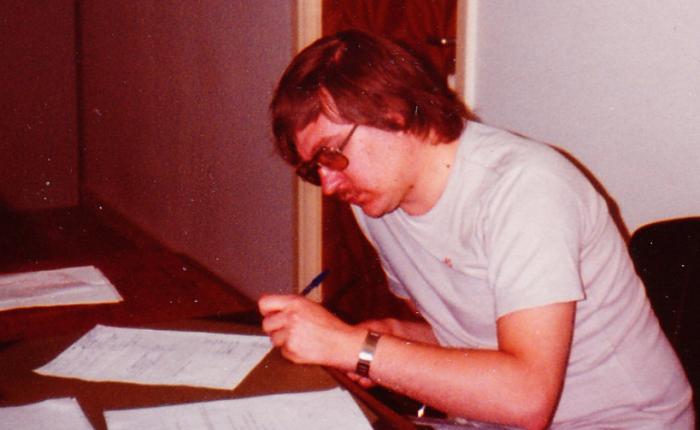 Veertig jaar geleden: erkenning als beroepsjournalist
