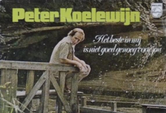 Peter Koelewijn wordttachtig…
