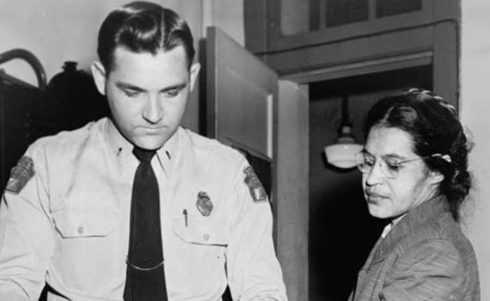 65 jaar geleden: Rosa Parks weigert haar plaats af te staan aan eenblanke