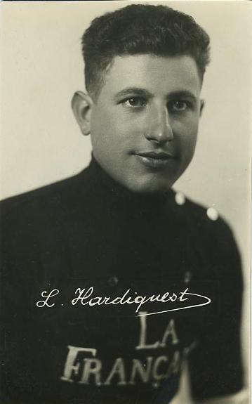 59 HARDIQUEST Louis in 1934
