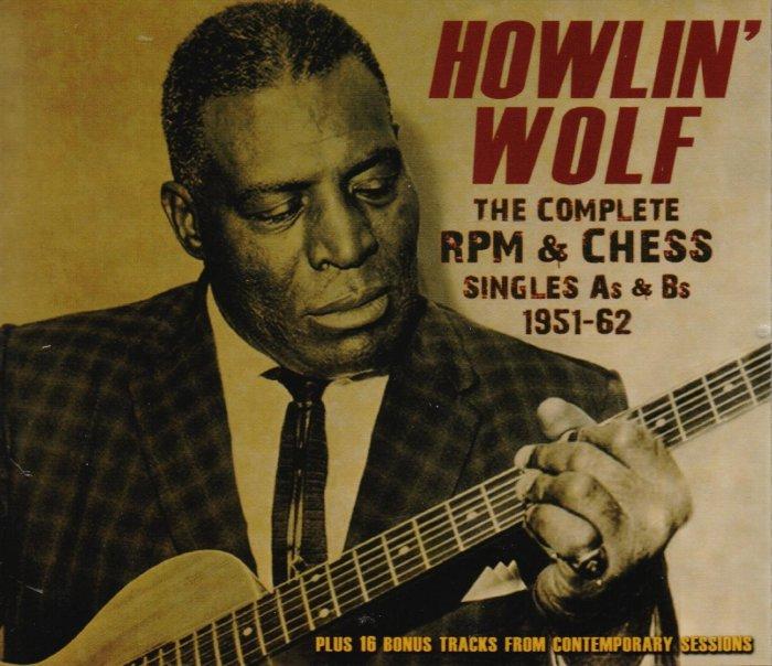 Howlin Wolf Moanin In The Moonlight