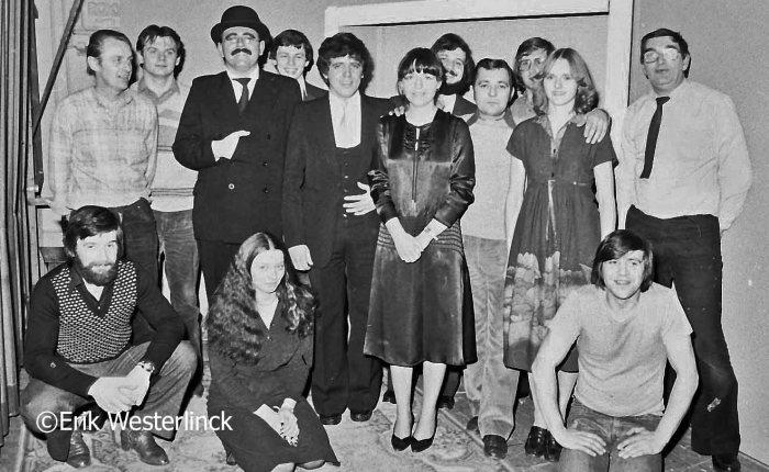 45 jaar geleden: mijn eerste theatervoorstelling