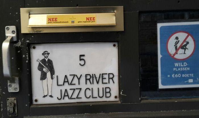 55 jaar geleden: oprichting van The Lazy RiverJazzclub