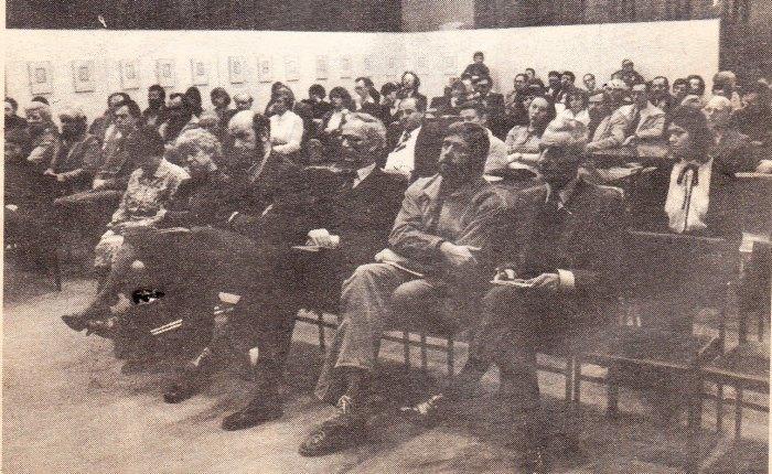 Veertig jaar geleden: grootse L.P.Boon-herdenking teTemse