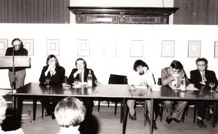 Veertig jaar geleden: Louis Paul Boon-herdenking inTemse