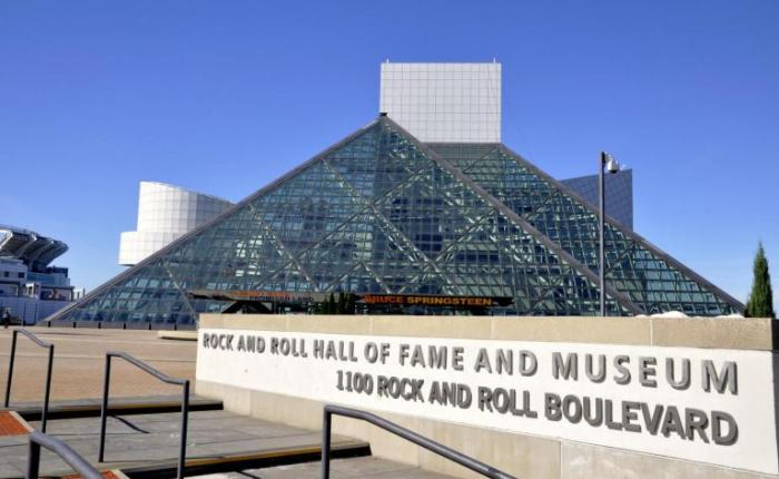 35 jaar geleden: Rock'n'Roll Hall of Fame