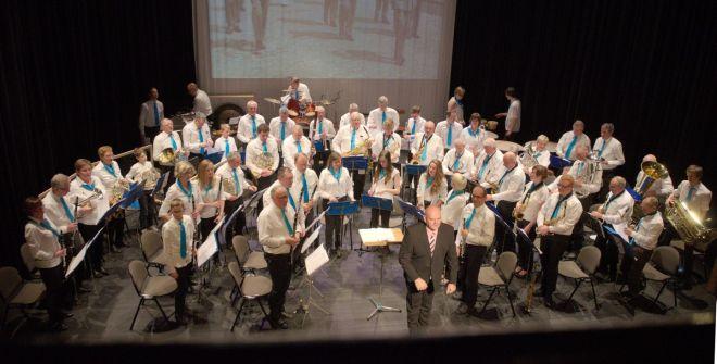 Harmonie Orkest Temse viert vijfdeverjaardag
